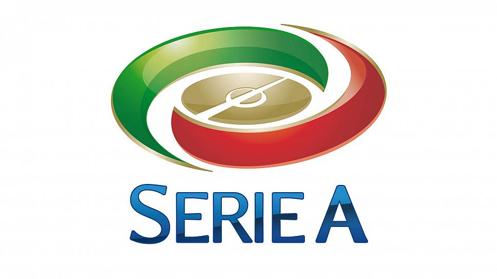 Логотип Итальянского первого дивизиона - Серия А