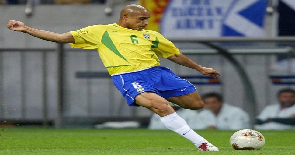 Роберто Карлос в сборной Бразилии