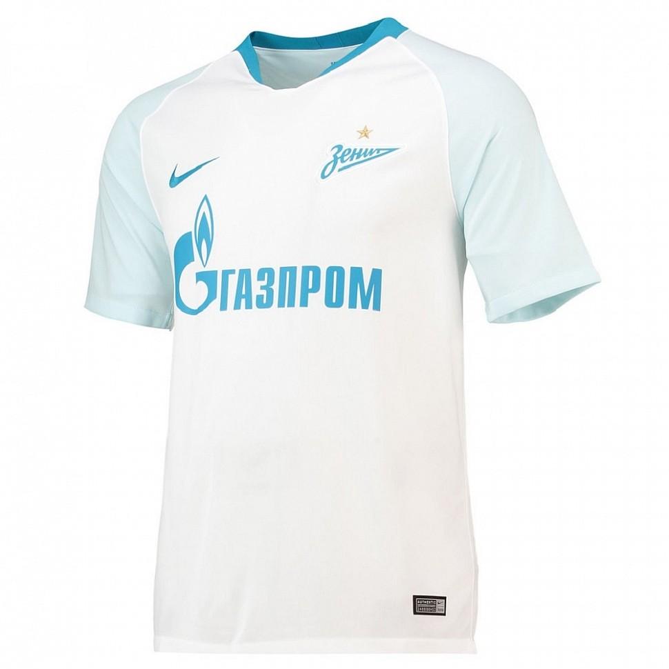 """Выездная футболка """"Зенита"""" 18/19"""