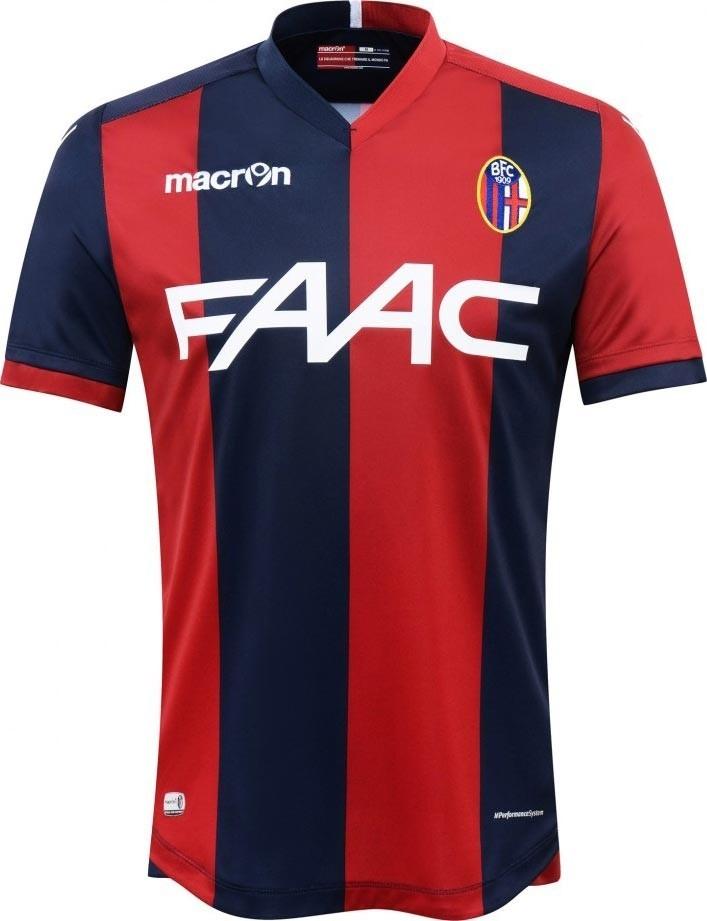 9c8eb8e420b5 Форма футбольного клуба Болонья 2016 2017 (комплект  футболка + шорты +  гетры)