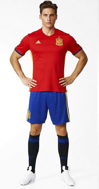 Атребутика сборной испании по футболу
